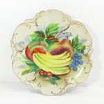 Plate - Lefton Fruit 01A