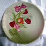 Plate - Tulips 01A
