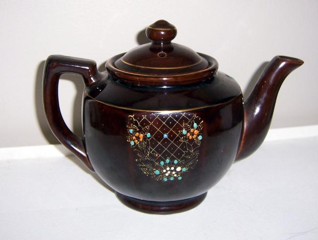 Teapot - Westwood Moriage 01BB
