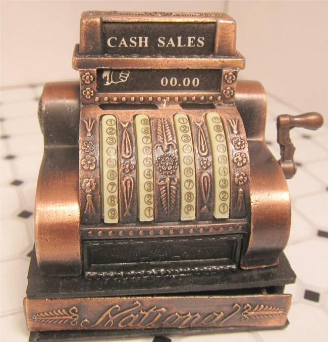 Cash Register - 01Aa