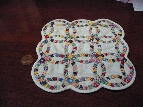 Hand-Pieced Quilt
