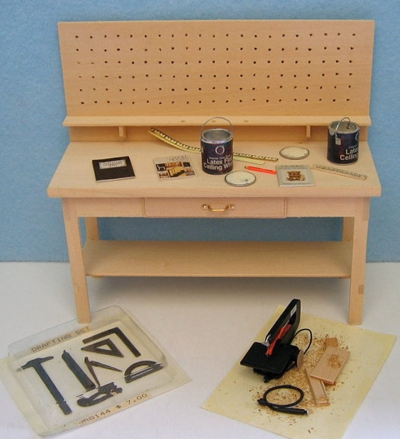 Tool Bench & Tools - 01A