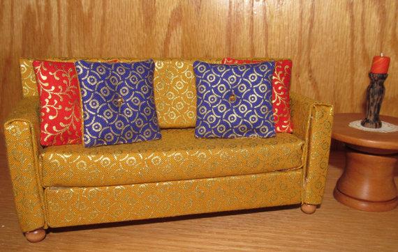 Custom Sofa Set - 01A