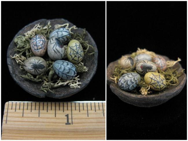Spider Web Eggs - 01AA