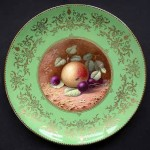 Plate - Antique Fruit 01A