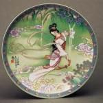 Plate - Geisha 01A