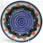 Plate - Polish Pottery 01A