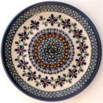 Plate - Polish Pottery 01D