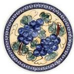 Plate - Polish Pottery 01E