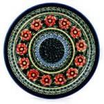 Plate - Polish Pottery 01G