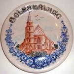 Plate - Polish Pottery 01I