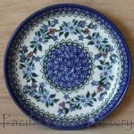 Plate - Polish Pottery 01J
