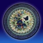 Plate - Polish Pottery 01K