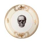 Plate - Skull 01A