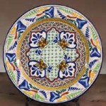 Plate - Talavera 01F