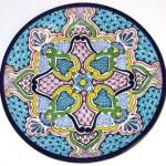 Plate - Talavera 01J