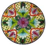 Plate - Talavera 01M