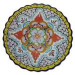 Plate - Talavera 01T