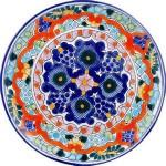 Plate - Talavera 01X