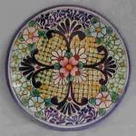 Plate - Talavera 02B