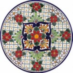 Plate - Talavera 02I